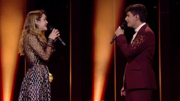 Amaia y Alfred en Eurovisión 2018