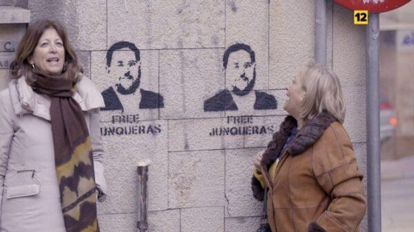 Dos de las protagonistas de 'Bienvenidas al Norte'