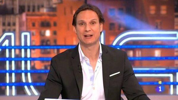 Javier Cárdenas en TVE