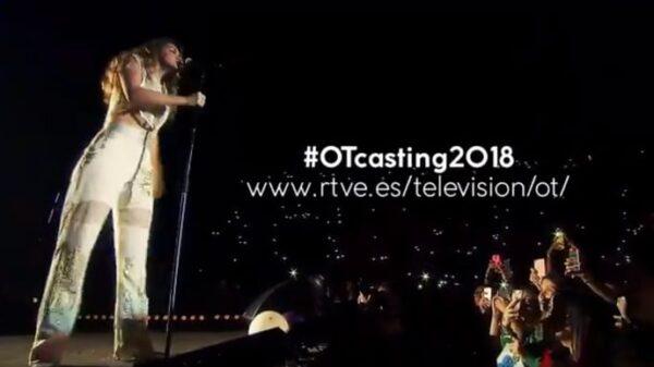 Promo del casting para 'OT 2018'