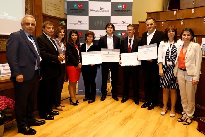 IV Premios Mejores Iniciativas de Seguridad del Paciente