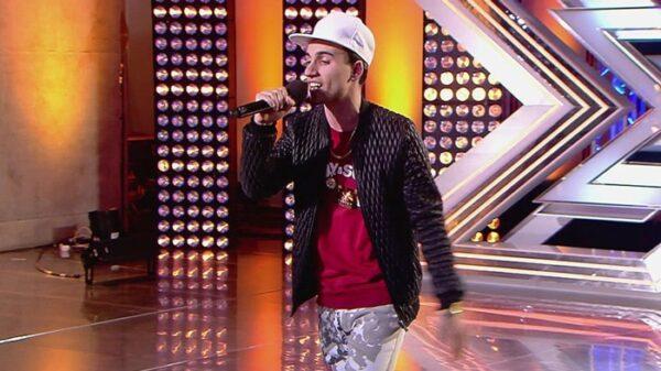 Eric en 'Factor X'