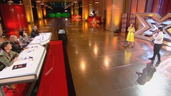 La actuación de Tatiana y Catriel en 'Factor X'
