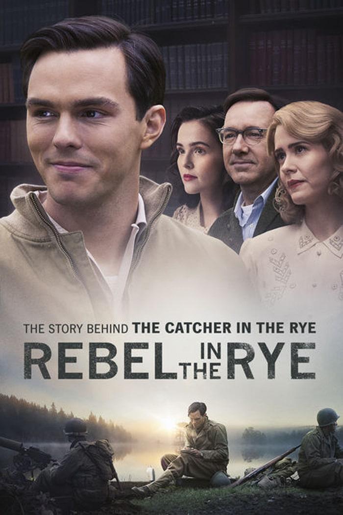 Cartel de 'Rebelde entre el centeno'