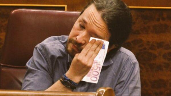 Uno de los memes de Pablo Iglesias
