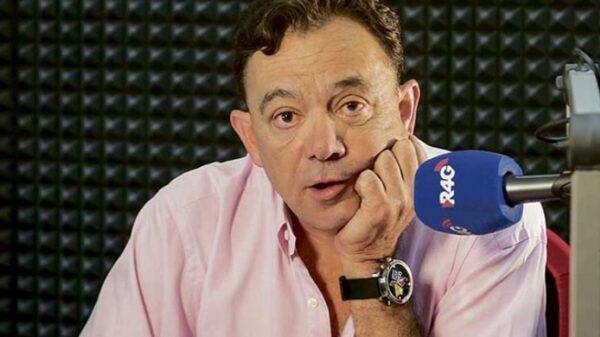 El periodista José Antonio Abellán