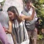 Doña Letizia se tropieza en su viaje a República Dominicana
