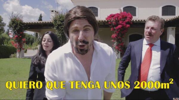 Parodia de Los Morancos por el chalé de Iglesias y Montero