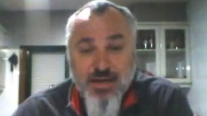El profesor de universidad Luciano Méndez