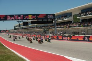 Parrilla Moto GP