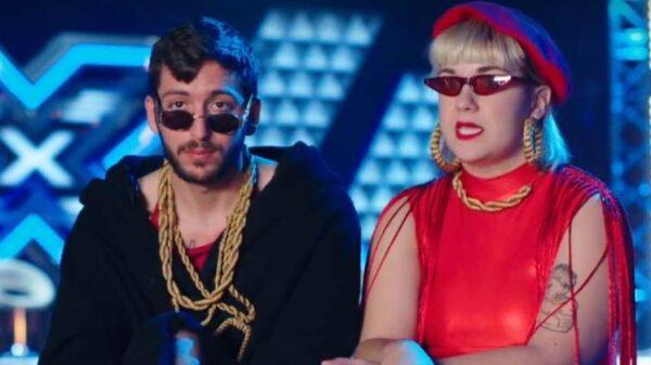 Glitch Gyals en 'Factor X'