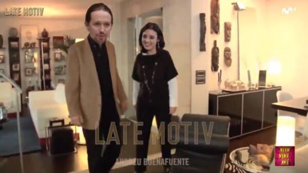 Parodia de 'Late Motiv' por el chalé de Iglesias y Montero