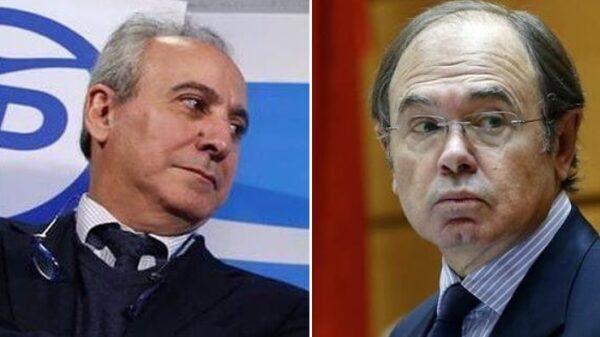 Juan Carlos Vera y Pío García Escudero