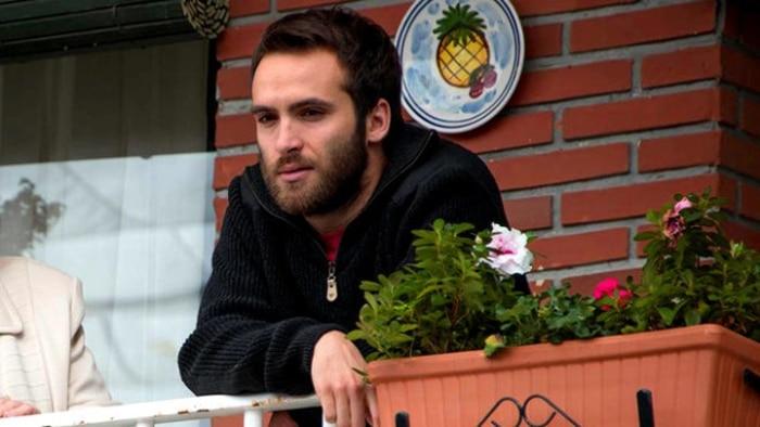 El actor Ricardo Gómez en 'Cuéntame'