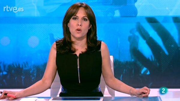 Mara Torres en TVE