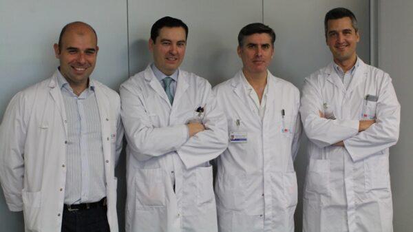 Equipo de la Unidad de Cirugía de la Obesidad del HURJC