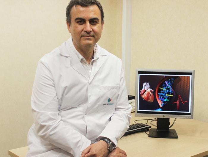 El Dr. Constancio Medrano López
