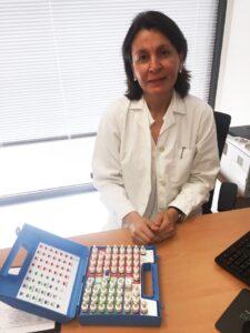 Dra. Martha Cabrera Sierra