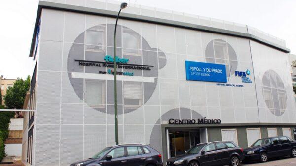 Edificio Centro Médico