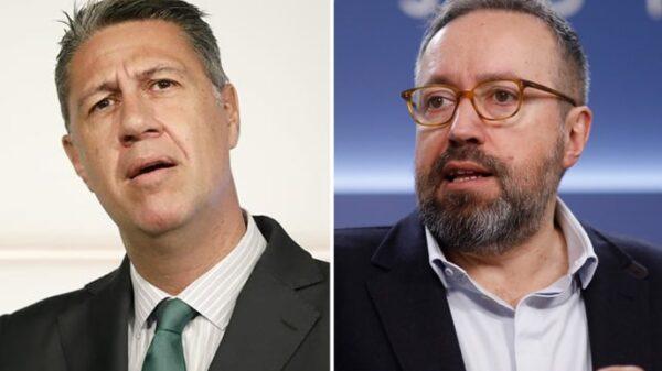 Xavier García Albiol y Juan Carlos Girauta