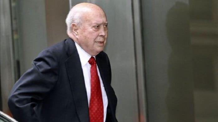 El extesorero del PP Álvaro Lapuerta