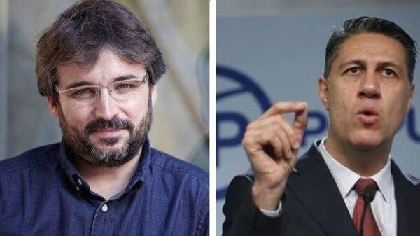 Jordi Évole y García Albiol