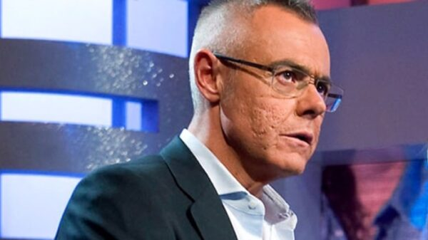 El periodista Jordi González