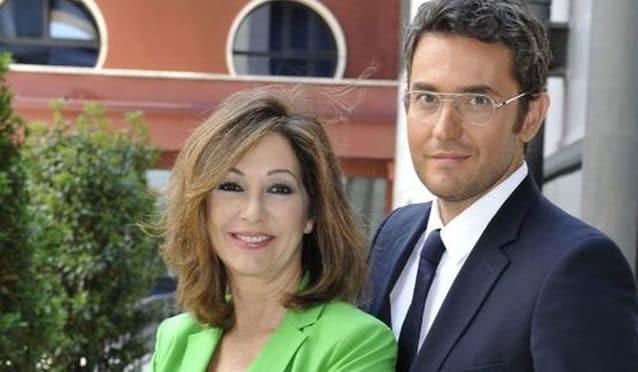 Ana Rosa Quintana y Máxim Huerta