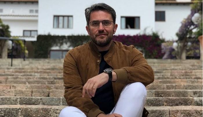 El exministro Màxim Huerta