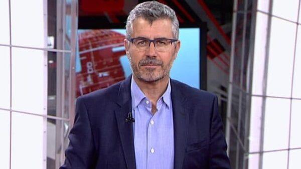 El periodista Miguel Ángel Oliver