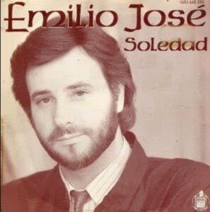 El cantante Emilio José