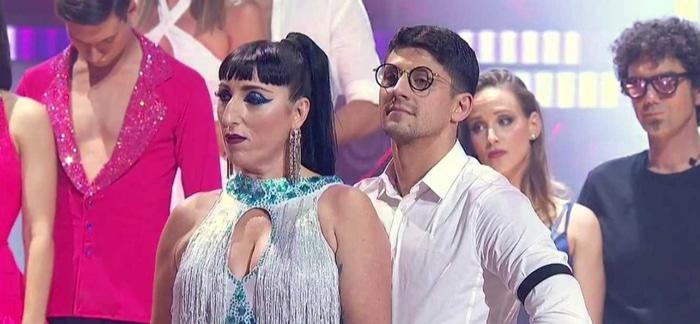 Rossy de Palma y su bailarín