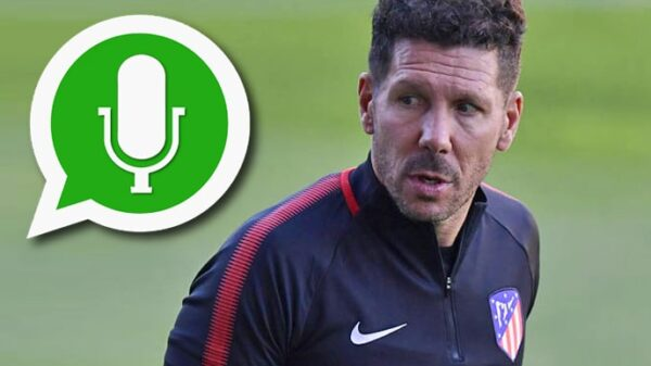 El 'Cholo' Simeone