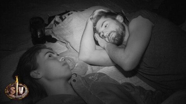 Sofía y Alejandro en 'Supervivientes'
