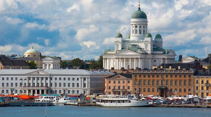 Helsinki Sää