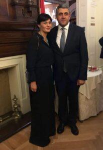 Los señores Pololikashvili