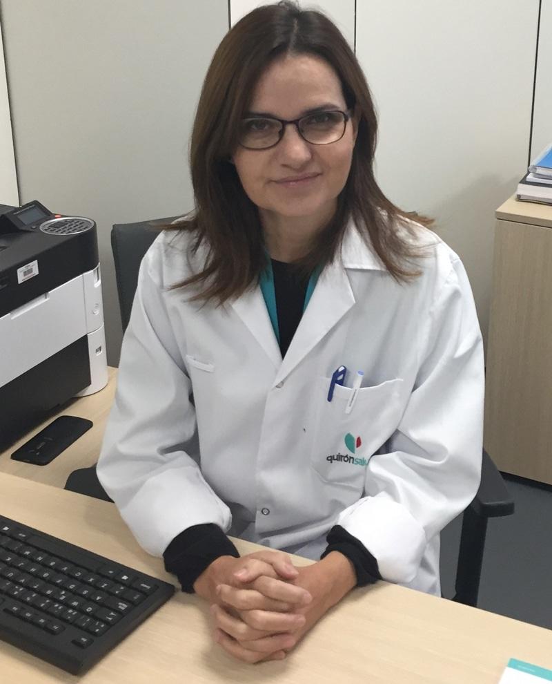 La Dra. Pilar Cots