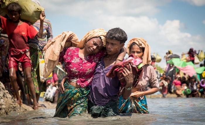 Refugiados rohingya (Foto de ACNUR)