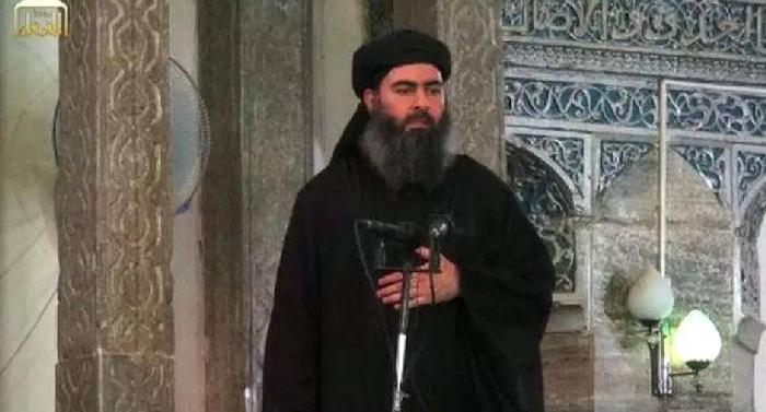 El líder de Daesh, Al Bagdadi