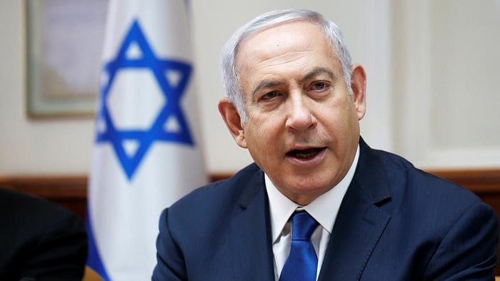 El primer ministro israelí, Benjamin Netanyahu,
