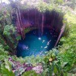 Cenote Ik-Kil (México)