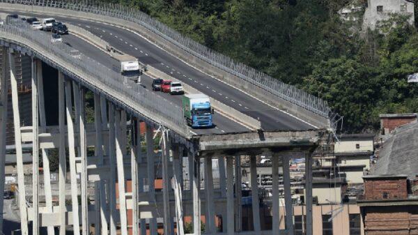 El puente Morandi
