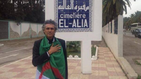 El millonario argelino Rachid Nikkaz