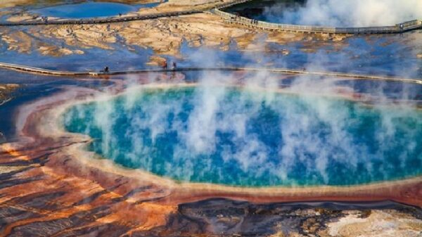 El parque de Yellowstone