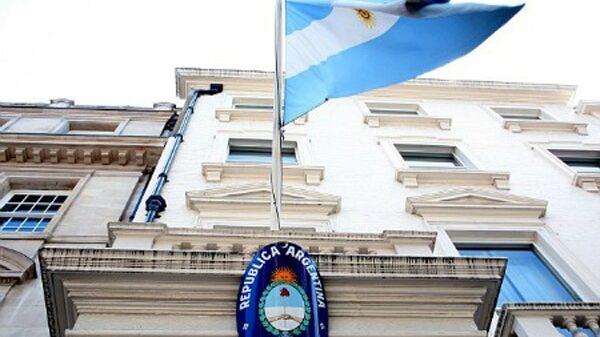 Una de las embajadas de Argentina en el exterior