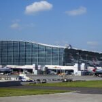 El aeropuerto de Heathrow, en Londres