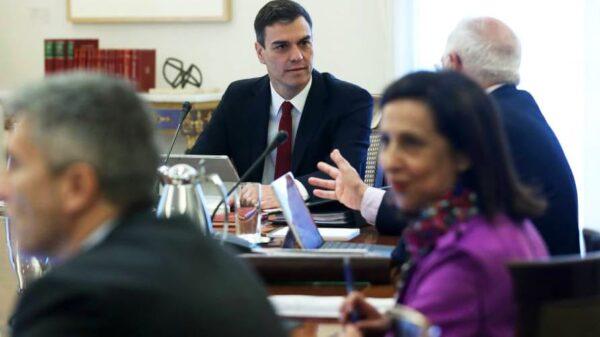 Consejo de Ministros del Gobierno de Pedro Sánchez