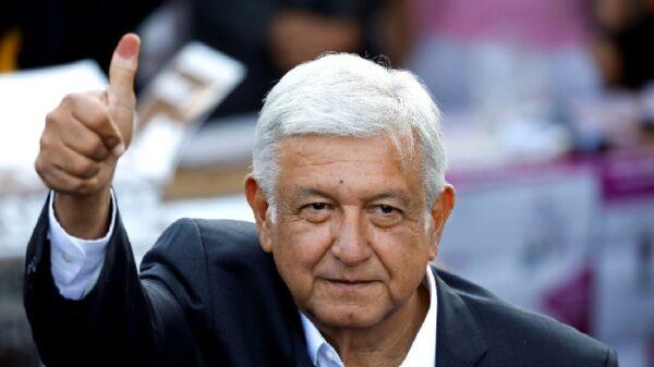 El presidente mexicano, López Obrador