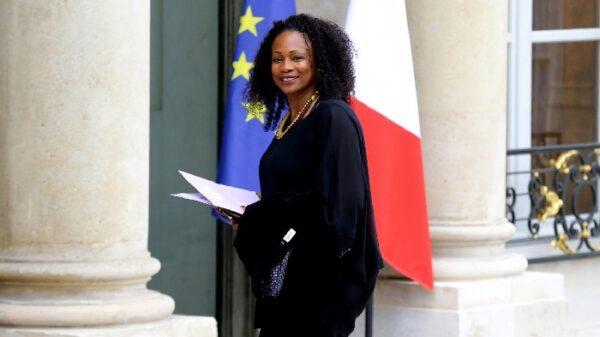 La ex ministra de Deportes francesa Laura Flessel