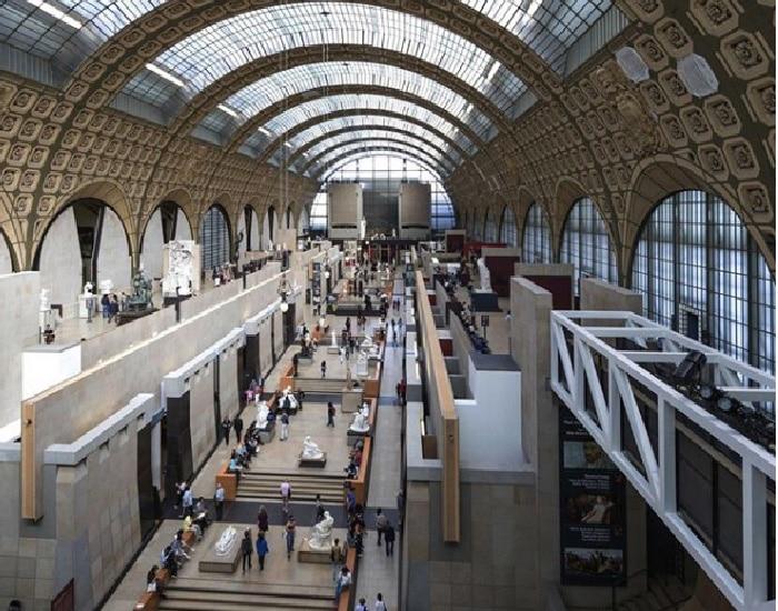 El museo Orsay en París